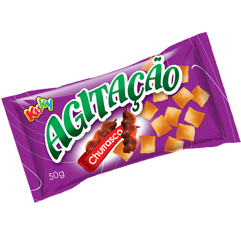 Agitação - Churrasco