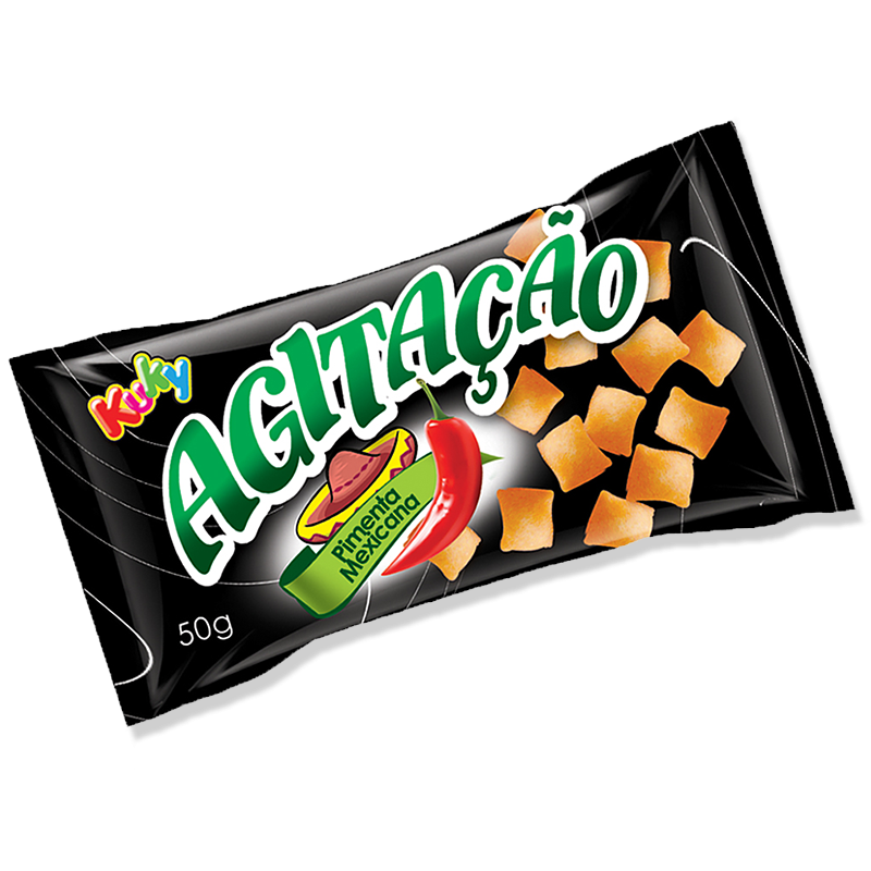 Agitação - Pimenta Mexicana