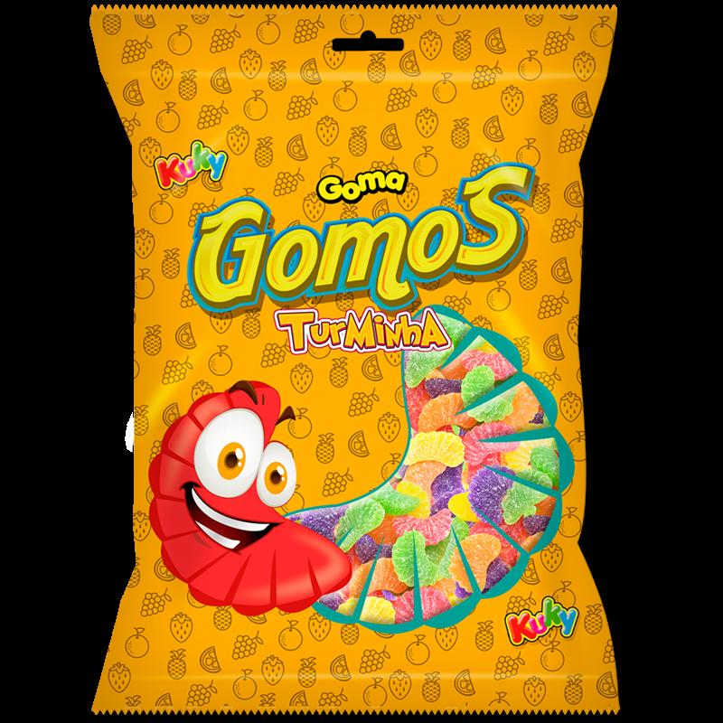 Goma Turminha Gomos