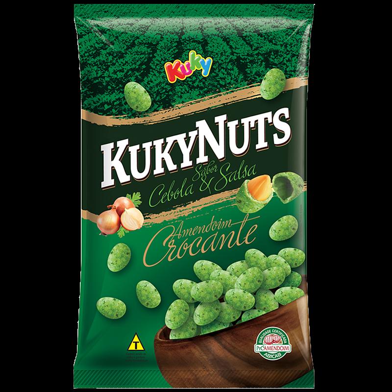 Kuky Nuts - Cebola e Salsa