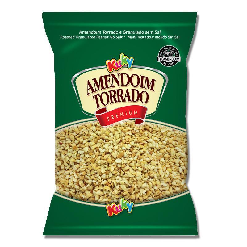Amendoim Torrado (Granulado)