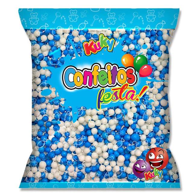 Confeitos Festa - Tutti Frutti e Coco